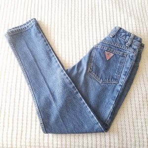 VTG Guess high waisted denim jeans